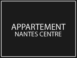 appartement - nantes centre